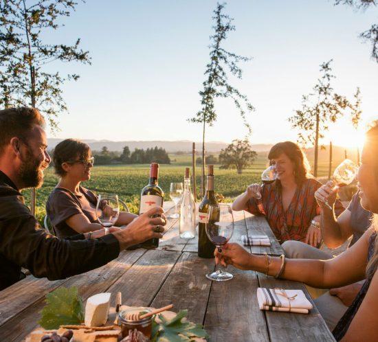 How Many Vineyards Should We Visit?